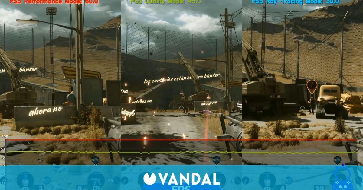 Deathloop: Esta comparativa pone frente a frente la versión de PS5 y la de PC