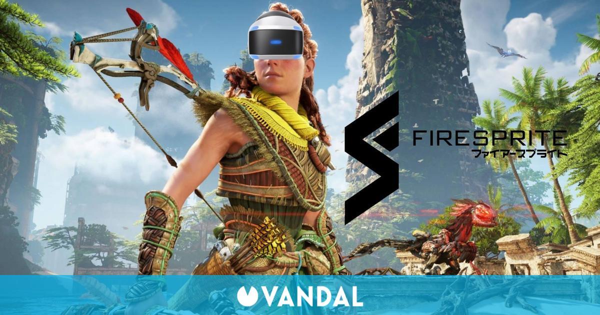 Un Horizon para VR estaría en desarrollo por Firesprite Studios