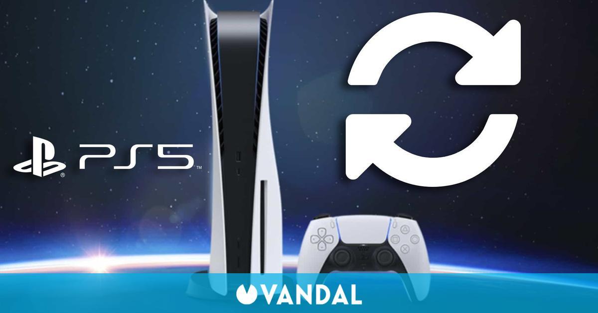 PS5 recibe mañana su segunda gran actualización: Esto es todo lo que incluirá