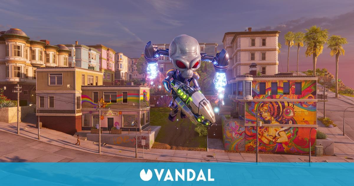 Anunciado Destroy All Humans! 2 Reprobed: llegará a PC, PS5 y Xbox Series en 2022