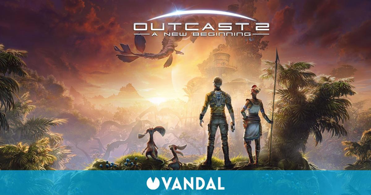 Outcast 2: A New Beginning llegará en 2022 a PC, PS5 y Xbox Series X/S