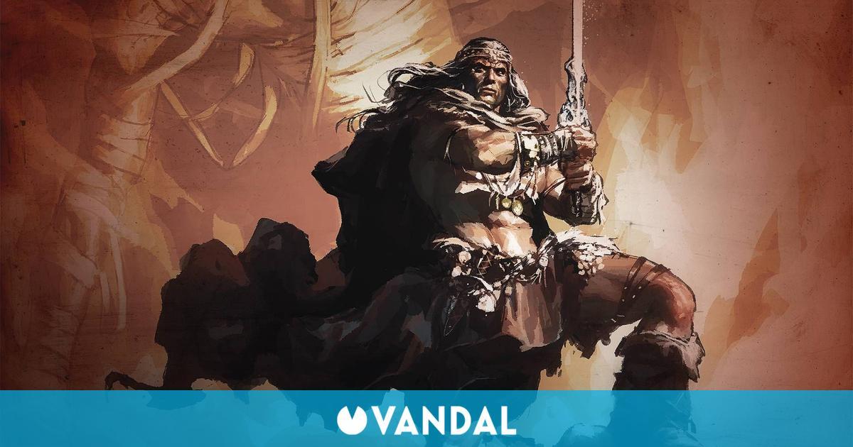 Funcom adquiere Cabinet Group y sus licencias, entre ellas Conan el Bárbaro