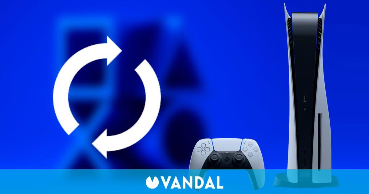 PlayStation 5 recibe una nueva actualización de su firmware, la versión 21.02-04.03.00