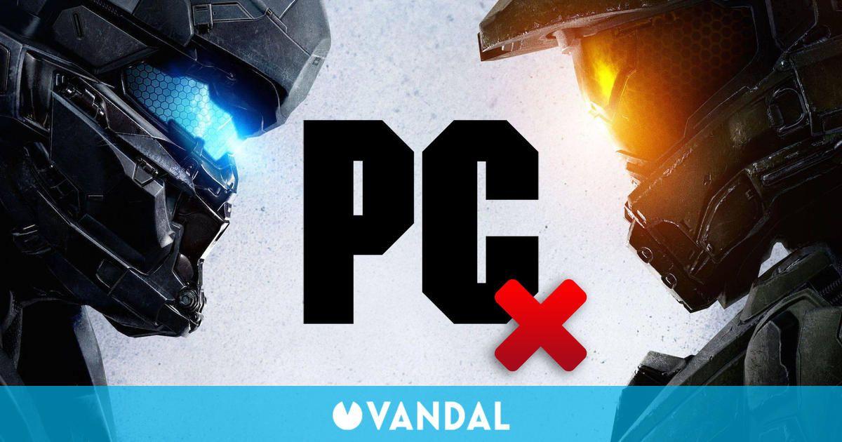 Halo 5: Guardians no llegará a PC de momento: Desde 343 Industries desmienten los rumores