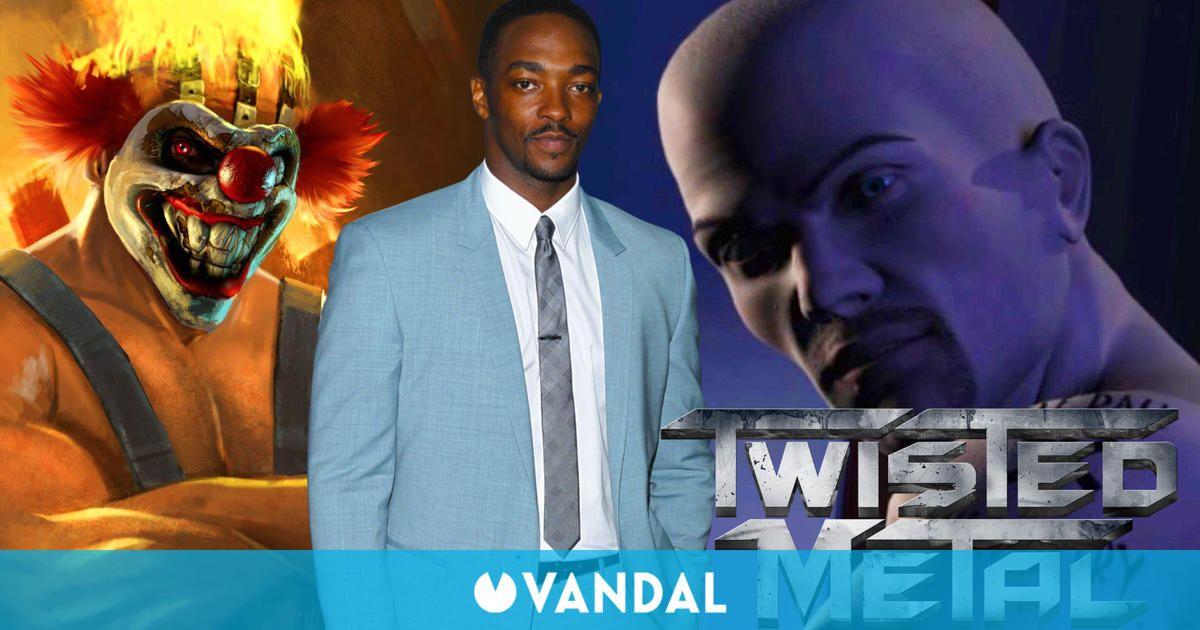 Anthony Mackie será John Doe en la serie de Twisted Metal que prepara PlayStation Productions