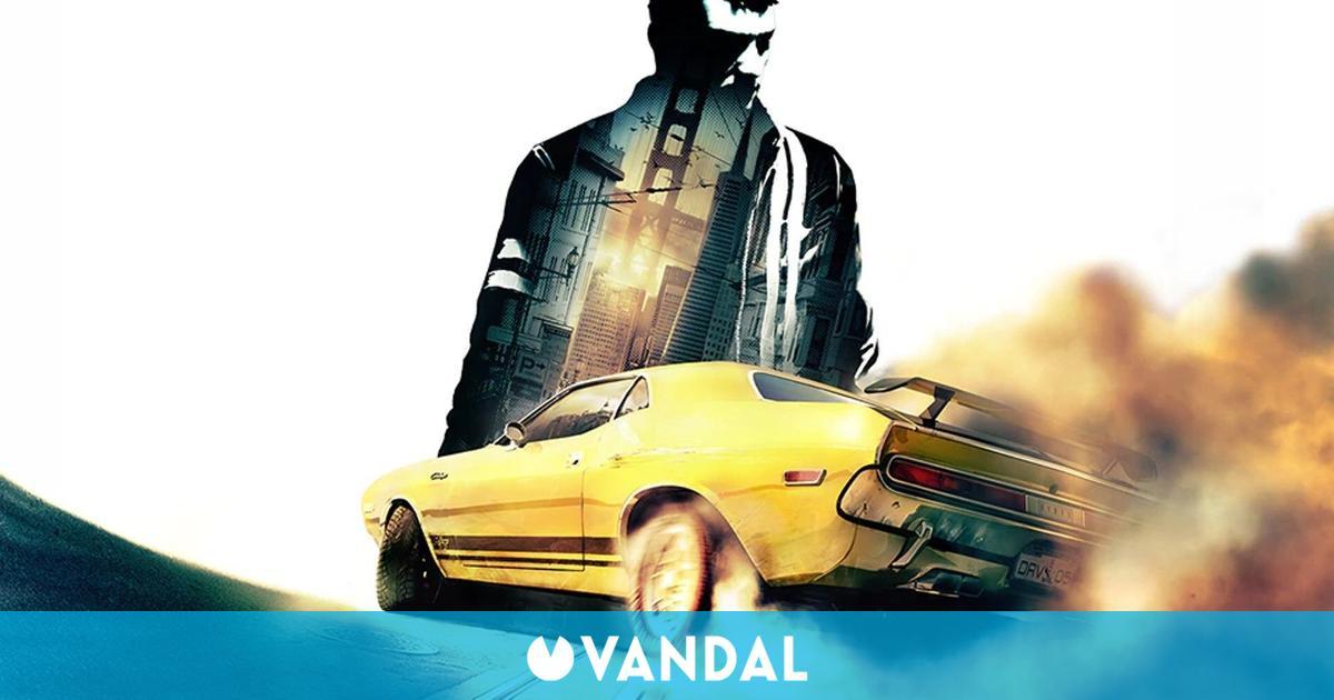 Ubisoft resucitará la saga Driver como una serie de televisión