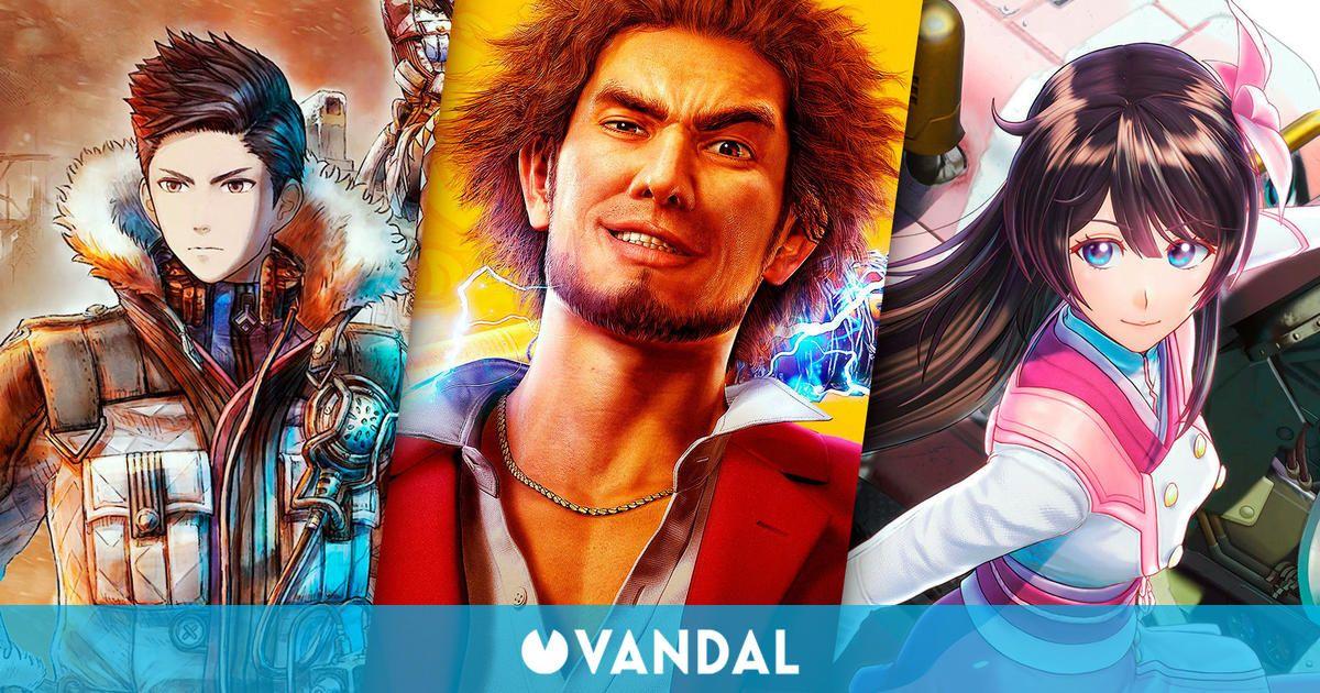 Sega anunciará un nuevo RPG en el Tokyo Game Show 2021