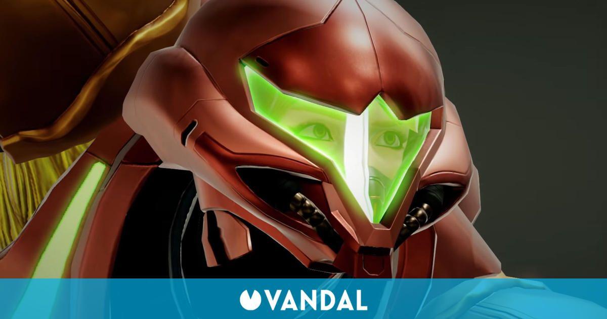 Metroid Dread libera un nuevo tráiler que destaca los poderes de Samus Aran
