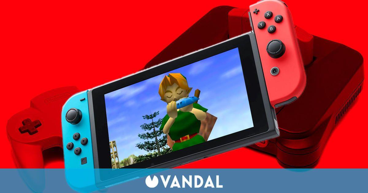 Nintendo Switch Online añadirá juegos de Nintendo 64, según una fuente