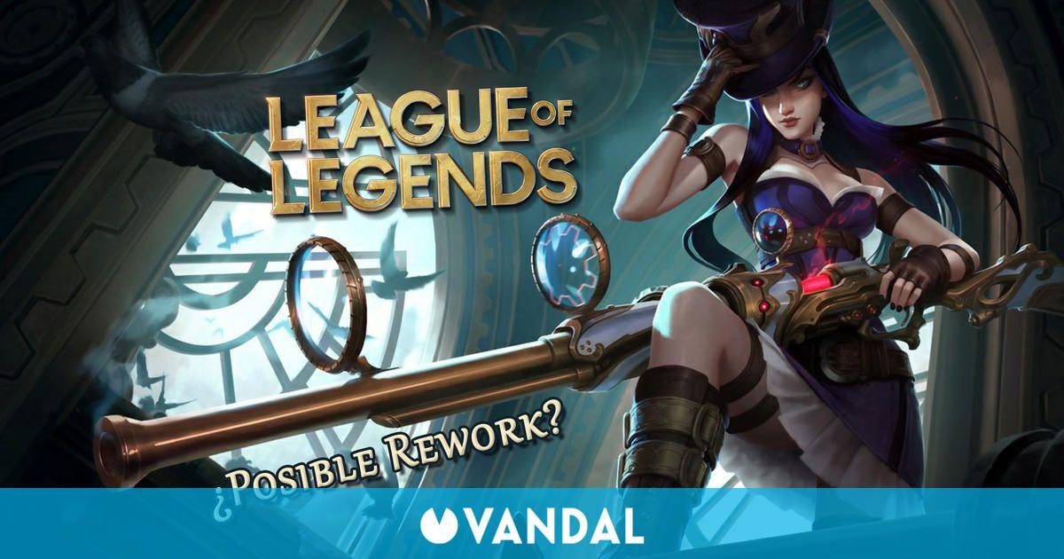 League of Legends: Varias pistas apuntan a que Caitlyn podría recibir un rework