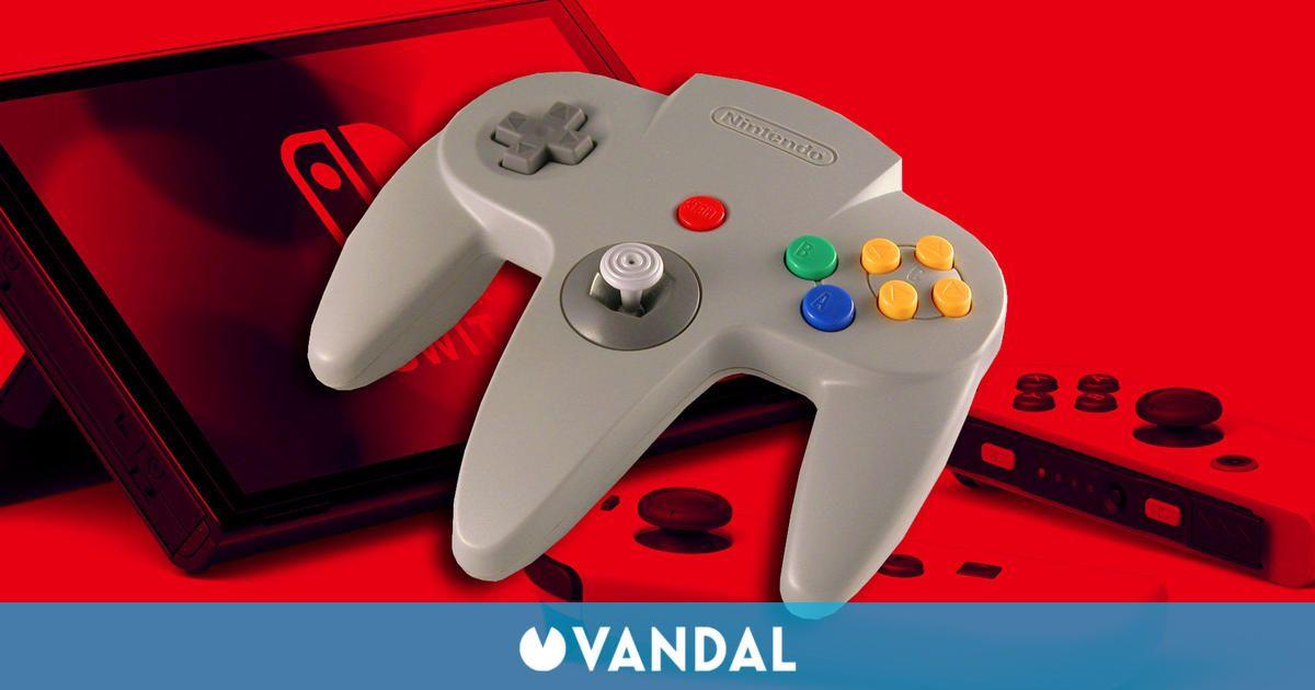 Nintendo registra un nuevo mando para Switch: ¿Podría estar relacionado con Nintendo 64?