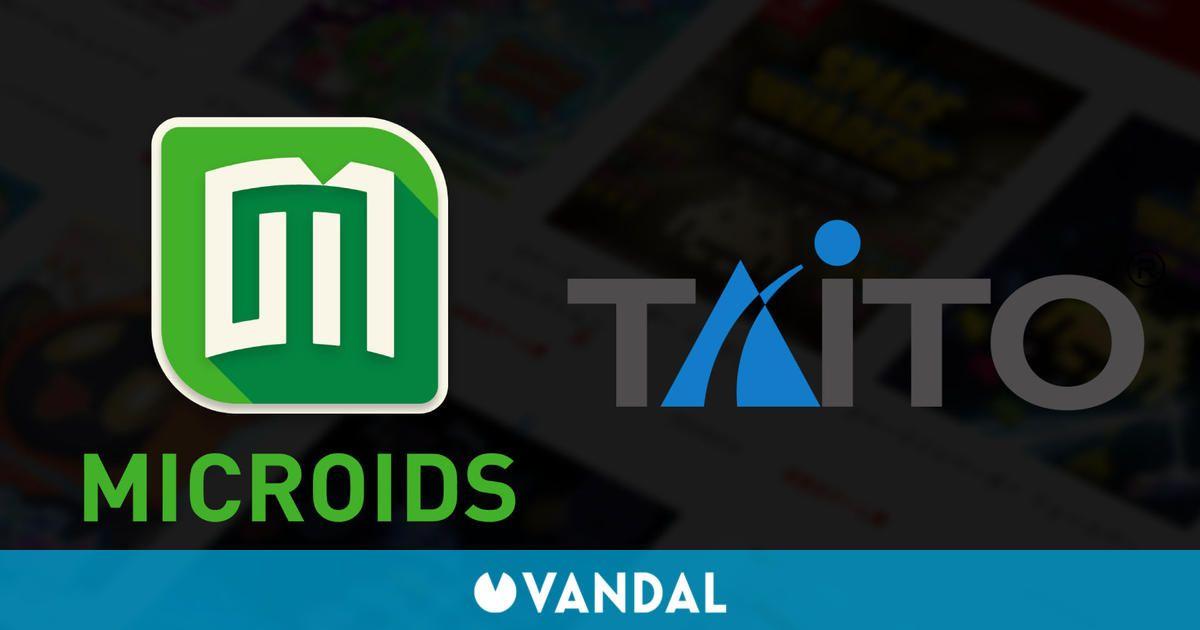 Microids revivirá dos licencias de Taito con juegos que llegarán a consolas próximamente