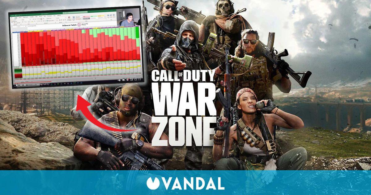 COD: Una teoría sugiere que los streamers de Warzone juegan en lobbys más fáciles