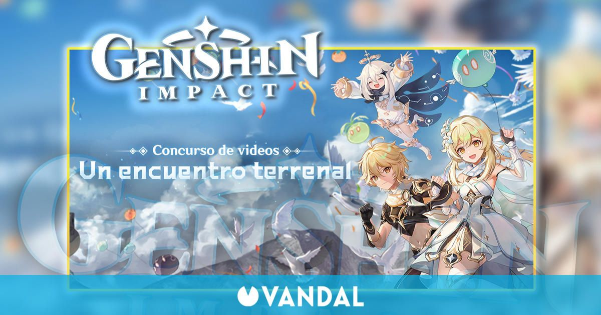 Genshin Impact inicia un concurso de vídeos por su 1er aniversario con Protogemas y más