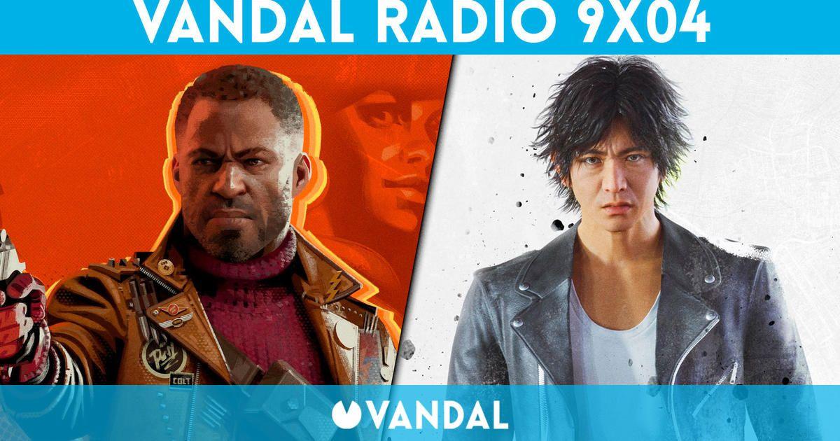 Vandal Radio 9×04 – Vandal Radio 9×04 – Deathloop, Lost Judgment y Call of Duty Vanguard