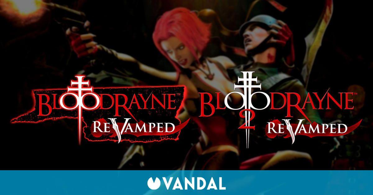 BloodRayne: ReVamped y BloodRayne 2: ReVamped llegarán a consolas este otoño