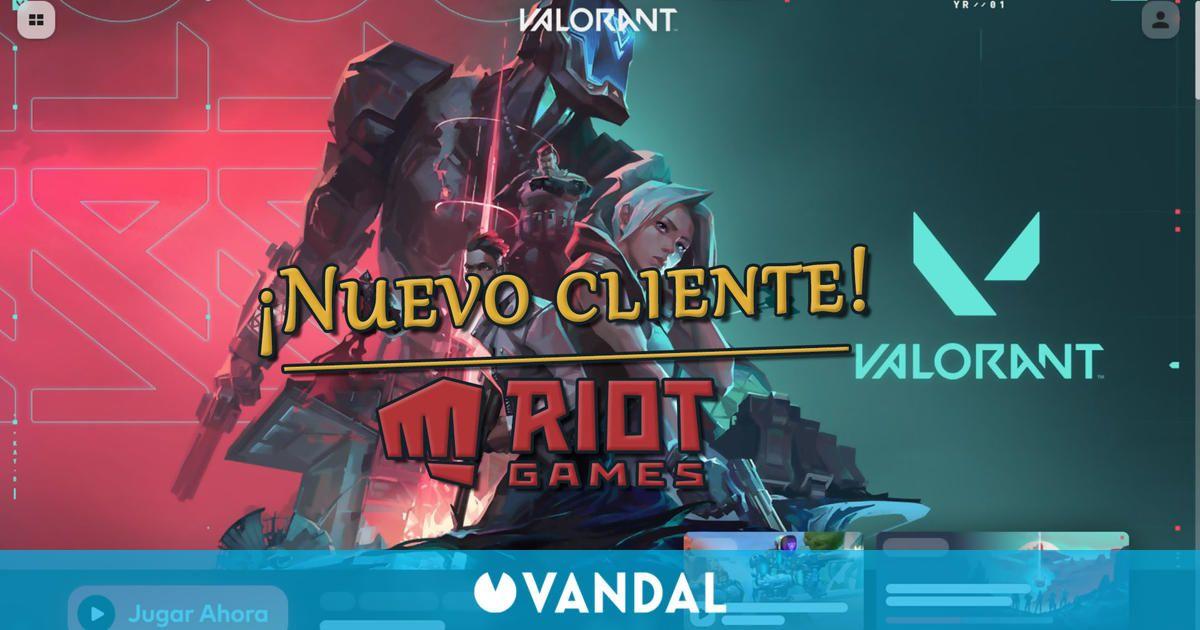 Riot Games presenta un nuevo cliente mejorado para unificar todos sus juegos