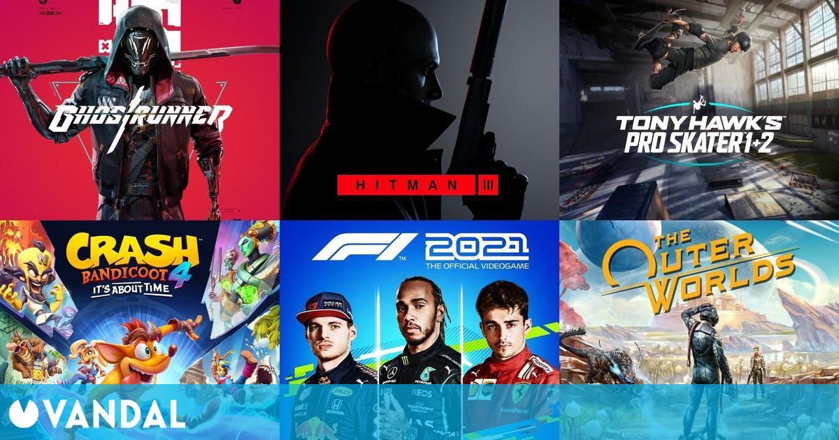 Nuevas ofertas PS Store en juegos de PS4 y PS5: Hitman 3, Crash 4, Tony Hawk's, F1 2021…
