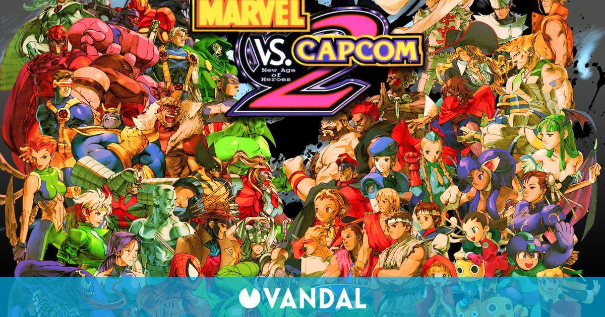 ¿Posible remaster de Marvel vs Capcom 2? Disney y Capcom ya han iniciado conversaciones