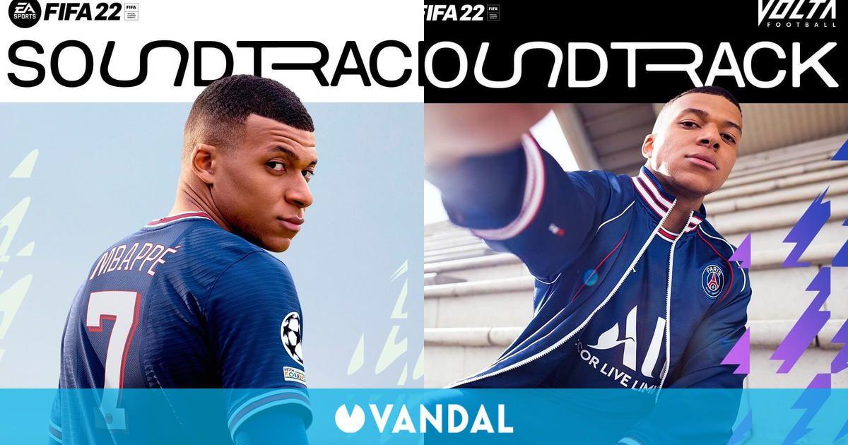FIFA 22 incluirá música de Morad, Chvrches y más en el mayor soundtrack de la franquicia