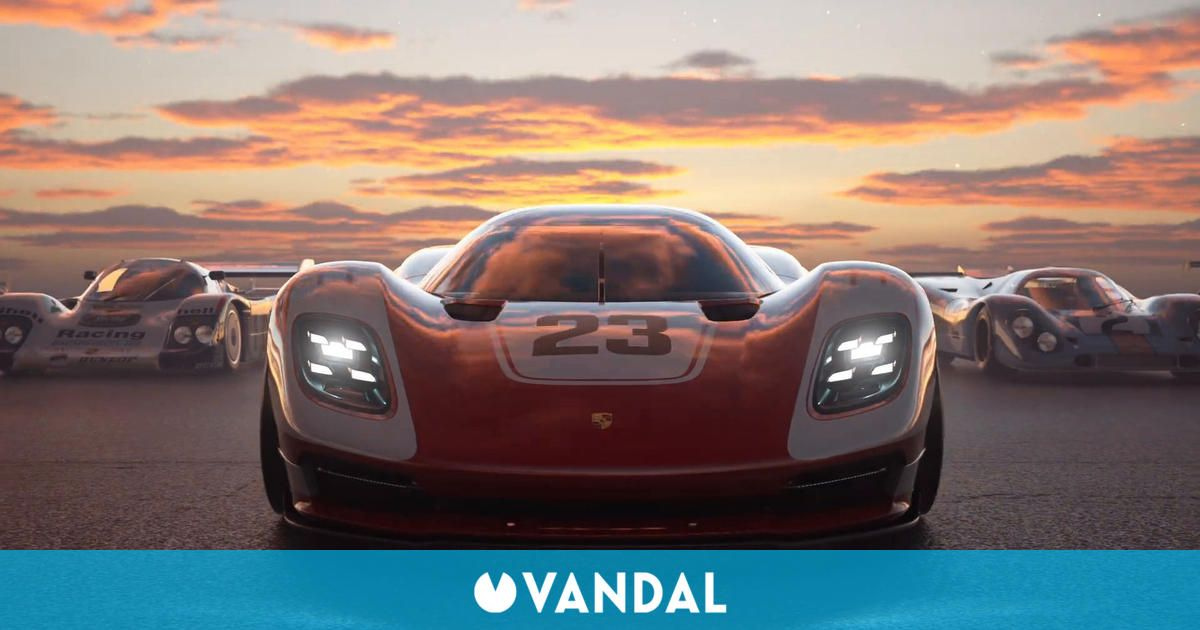 Gran Turismo 7 muestra un tráiler dedicado a Porsche