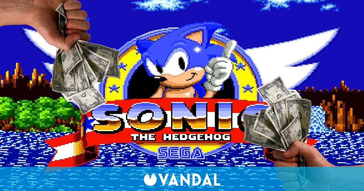 Venden un Sonic the Hedgehog de Sega Genesis por 430.500 dólares y Yuji Naka cree que es una estafa