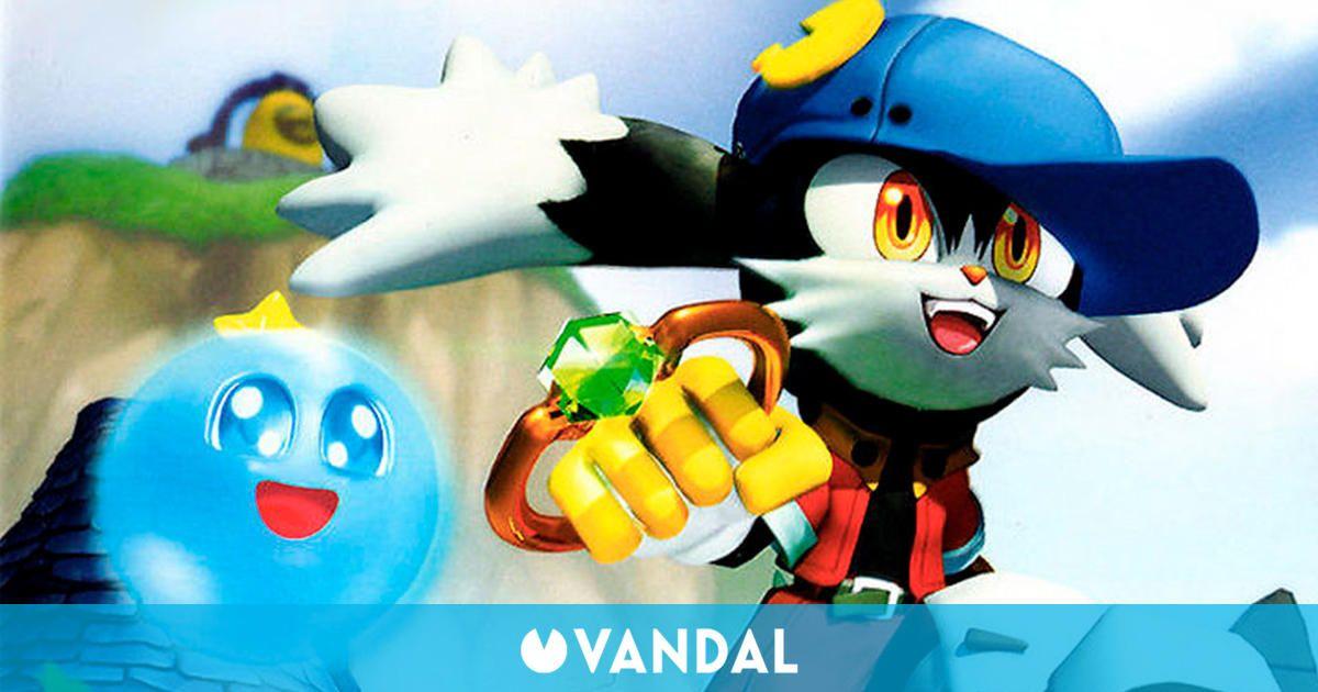 Klonoa: Un registro de Bandai Namco vuelve a apuntar a una remasterización de la saga