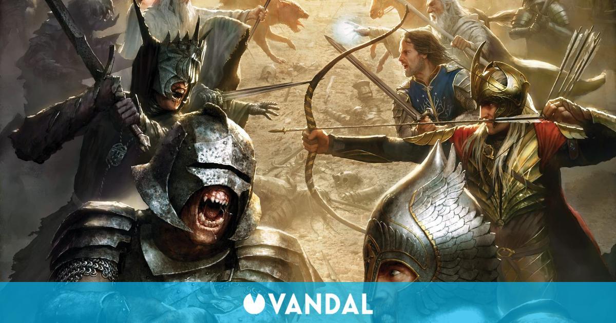 Un equipo modder trabaja en un remake de El Señor de los Anillos: La Conquista