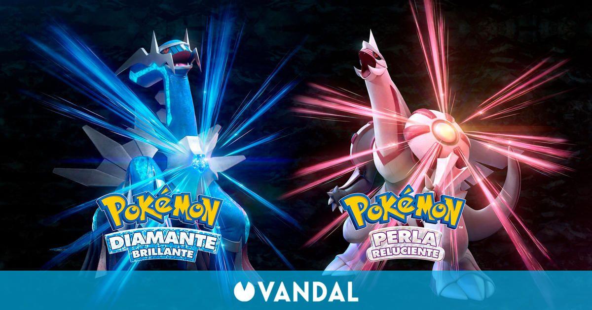 Pokémon Diamante Brillante y Perla Reluciente: Un remake nostálgico con novedades de peso