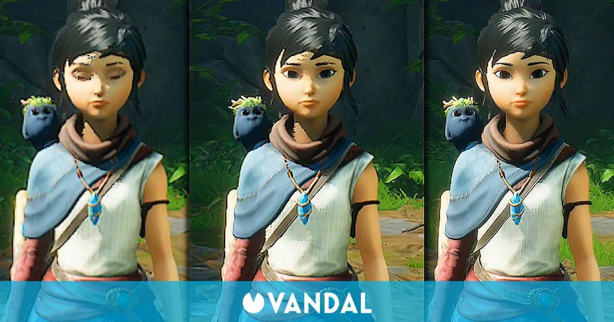 Así es Kena: Bridge of Spirits comparado en PS5, PS4 y PS4 Pro