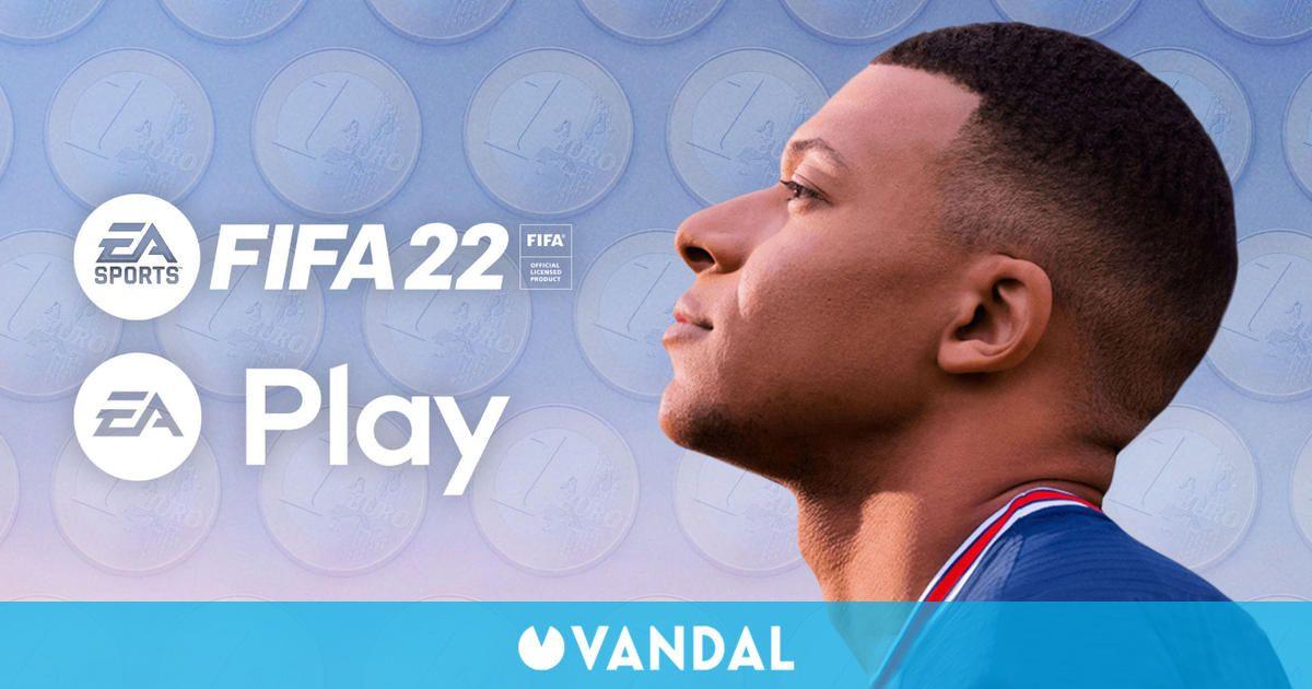 Ya puedes jugar a FIFA 22 por tan solo 1 euro a través de EA Play