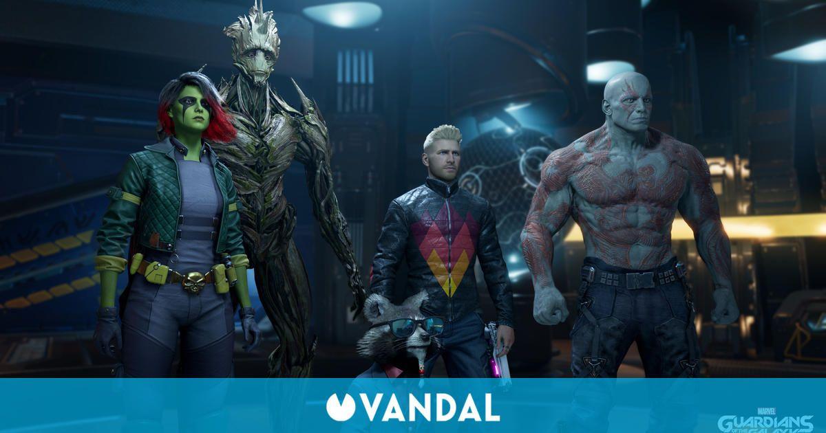 Guardians of the Galaxy: Eidos explica cómo Deus Ex ha influido a la aventura