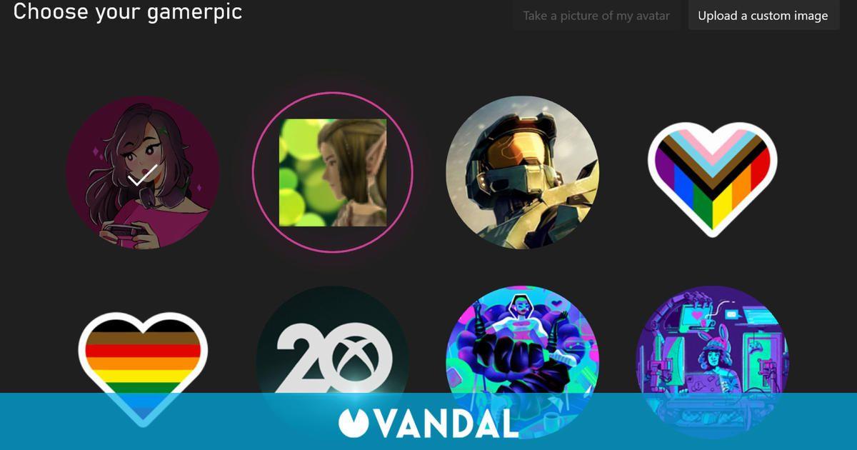 Xbox Series X/S permitirá utilizar las imágenes de perfil clásicas de Xbox 360