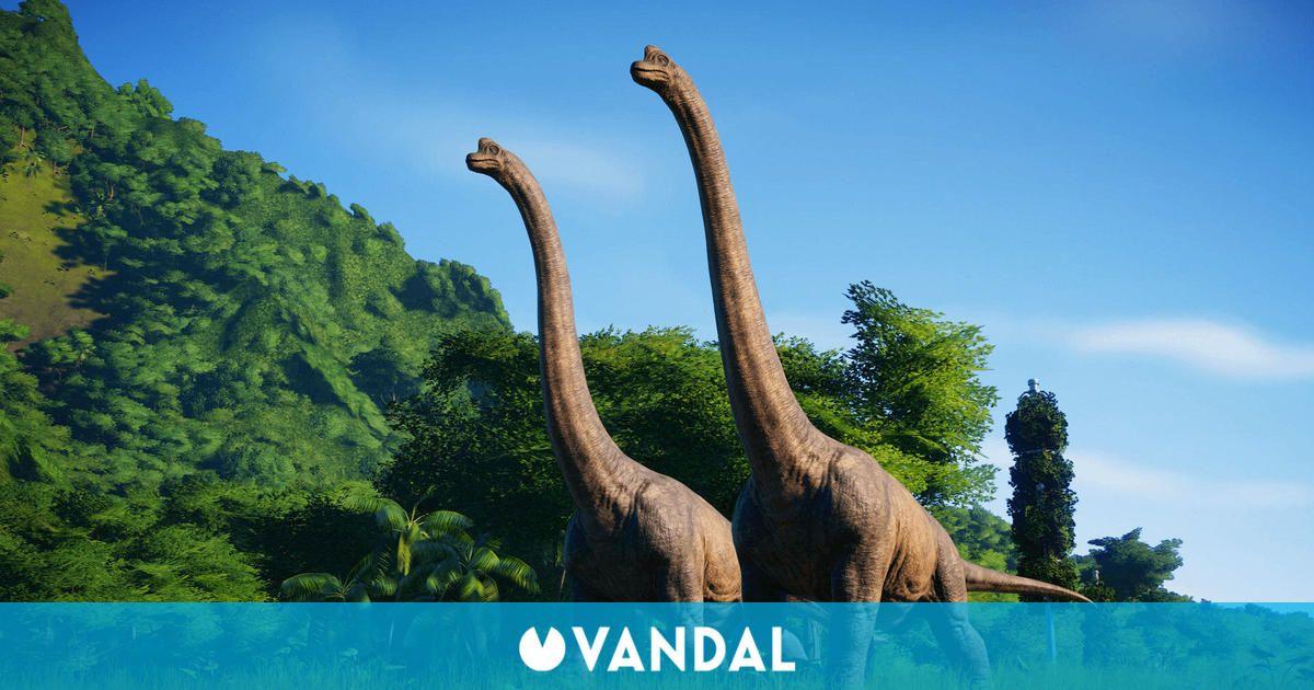 Jurassic World Evolution 2 detalla su historia y modos de juego en un diario de desarrollo