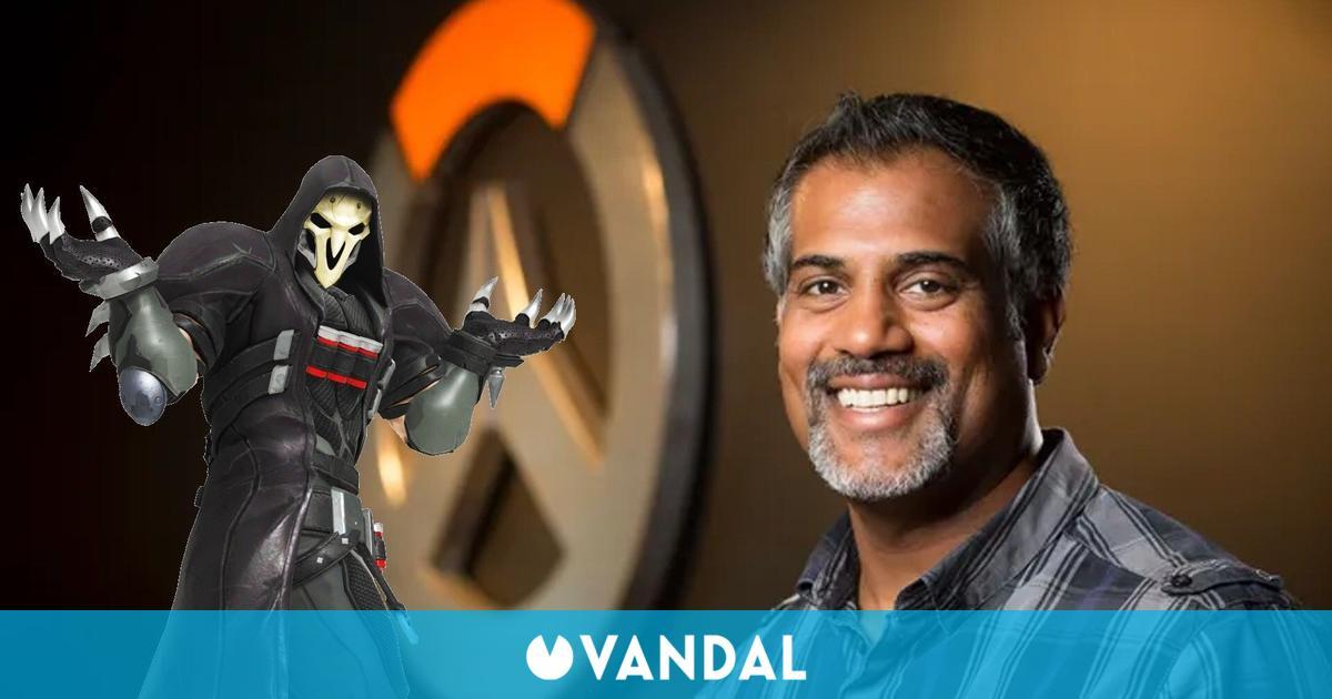 Chacko Sonny, productor de Overwatch, es la nueva salida de alto perfil de Blizzard