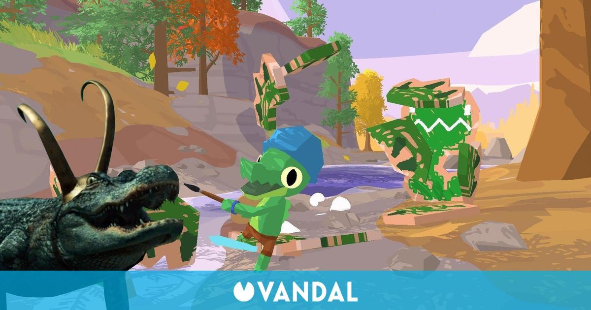 Lil Gator Game llegará a PC y Switch en 2022 editado por los creadores de Yooka-Laylee