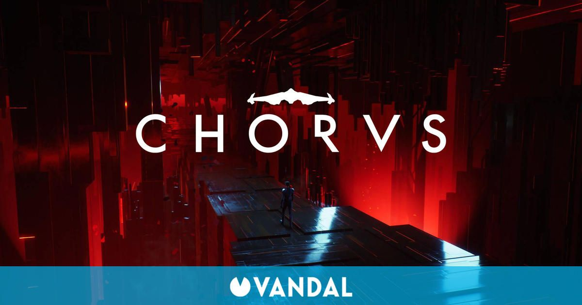 Chorus despegará el 3 de diciembre y lo celebra con un nuevo tráiler