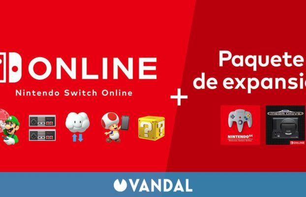 Nintendo Switch Online se ampliará en octubre con juegos de Nintendo 64 y SEGA Mega Drive
