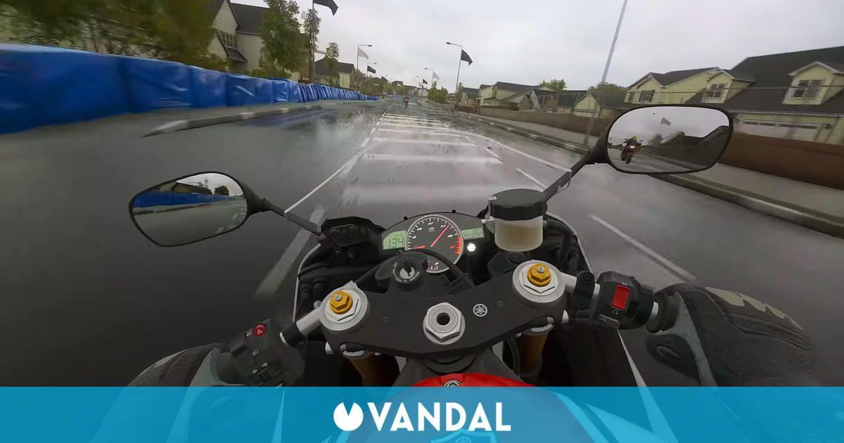 Ride 4 presume de gráficos fotorrealistas en PS5 con este impresionante vídeo viral