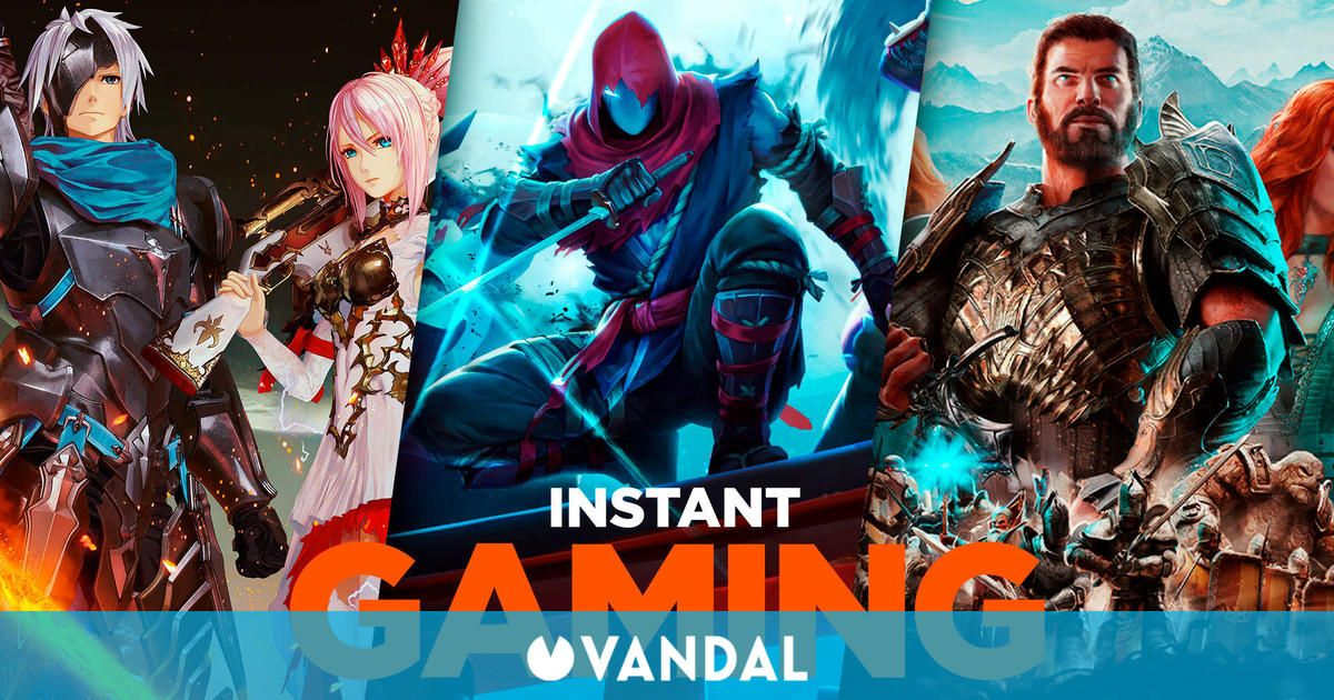 Estas son las mejores 10 ofertas de Instant Gaming en juegos de PC para el fin de semana