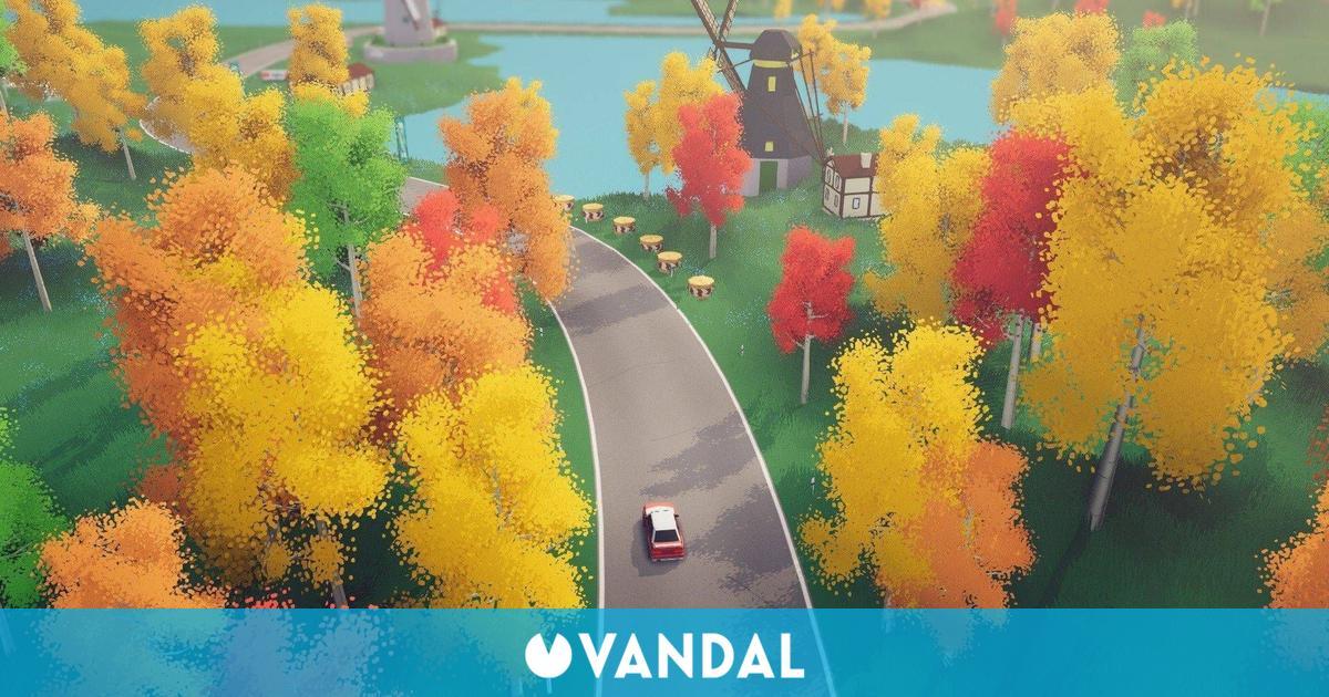 Art of Rally arrancará motores en PS5 y PS4 el 6 de octubre