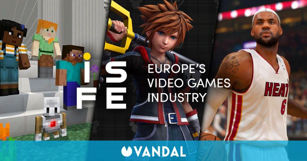Kingdom Hearts 3, Fortnite y WoW entre los juegos 'con potencial educativo' según la ISFE