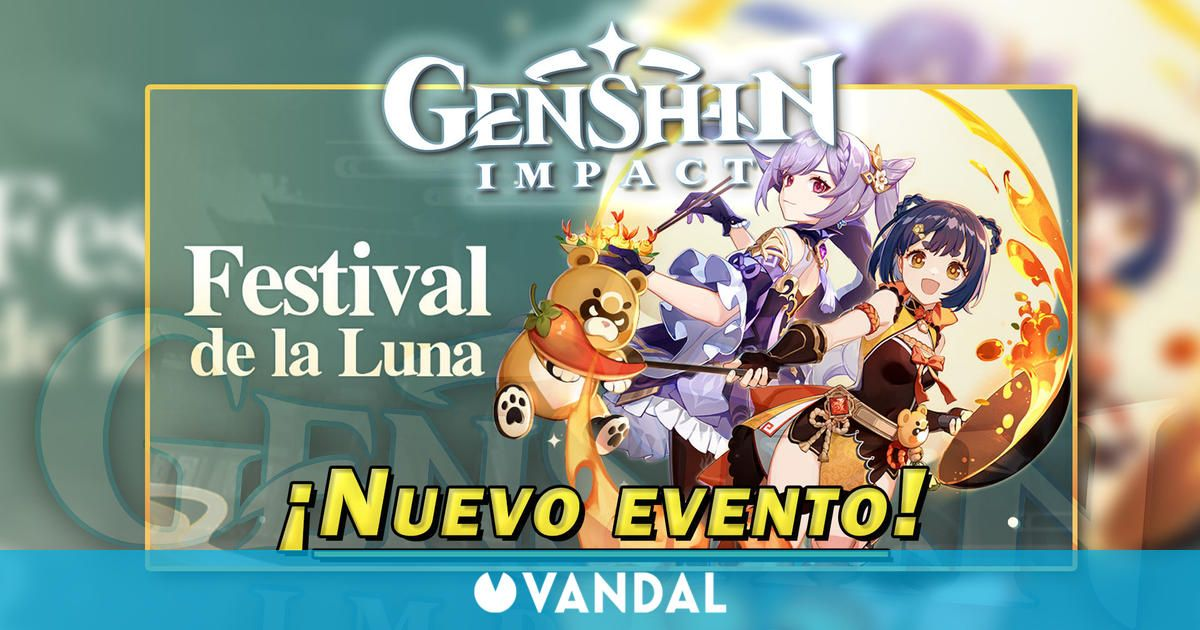 Festival de la Luna en Genshin Impact: Gana Protogemas gratis – Fechas y recompensas