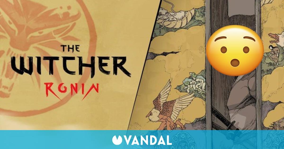 The Witcher: Ronin, un manga con Geralt samurái, consigue 800.000 dólares con crowdfunding