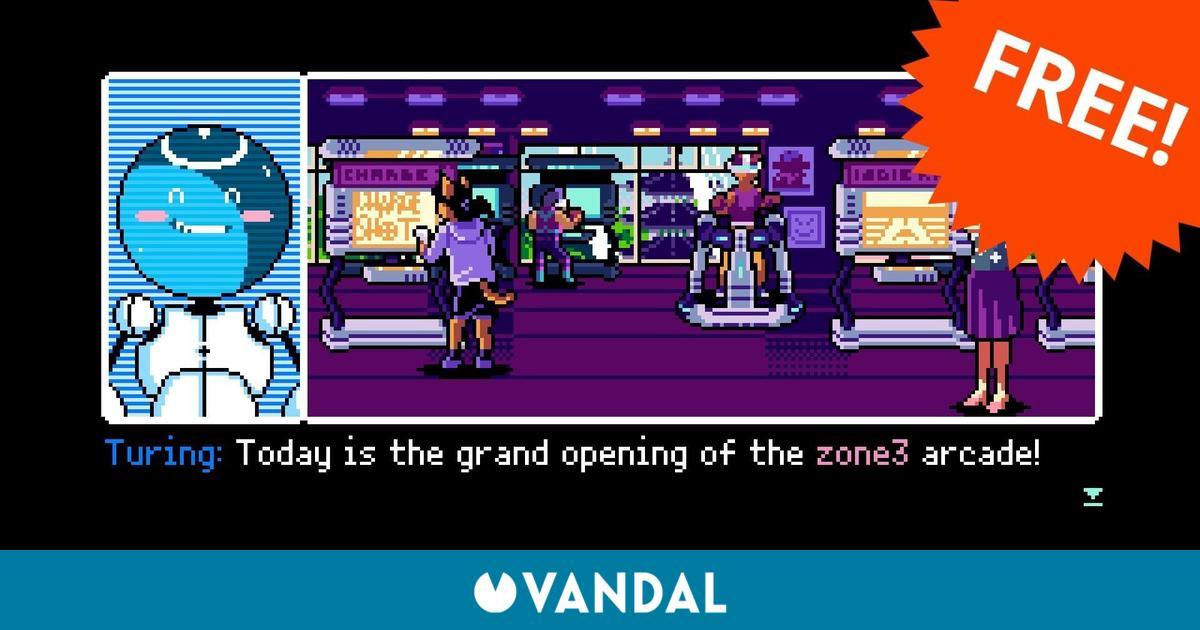 2064: Read Only Memories está gratis en la Epic Games Store de forma temporal