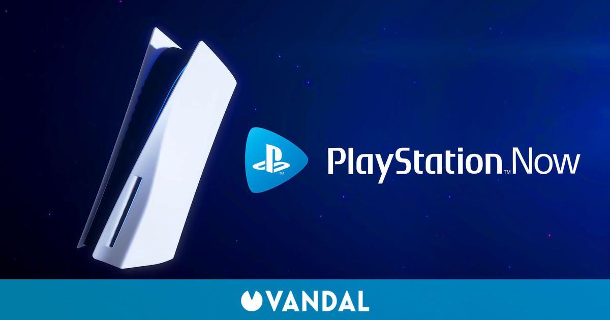 Ciertos títulos de PS5 podrían llegar a PS4 y PC mediante el juego en la nube de PS Now