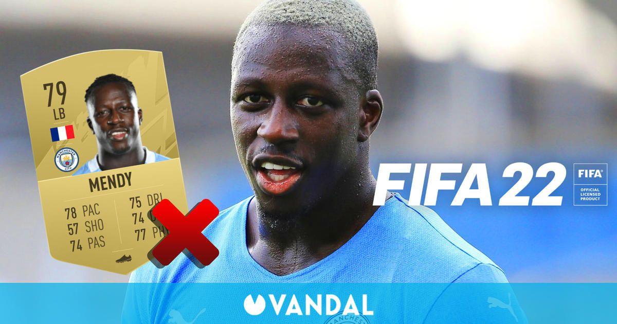 Benjamin Mendy retirado de FIFA 22 tras ser detenido por violación y agresión sexual