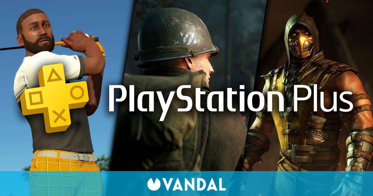 Hell Let Loose, PGA Tour 2K21 y Mortal Kombat X confirmados como juegos de PS Plus de octubre