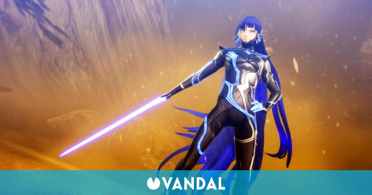 Shin Megami Tensei V desvela sus actores en inglés en este nuevo tráiler