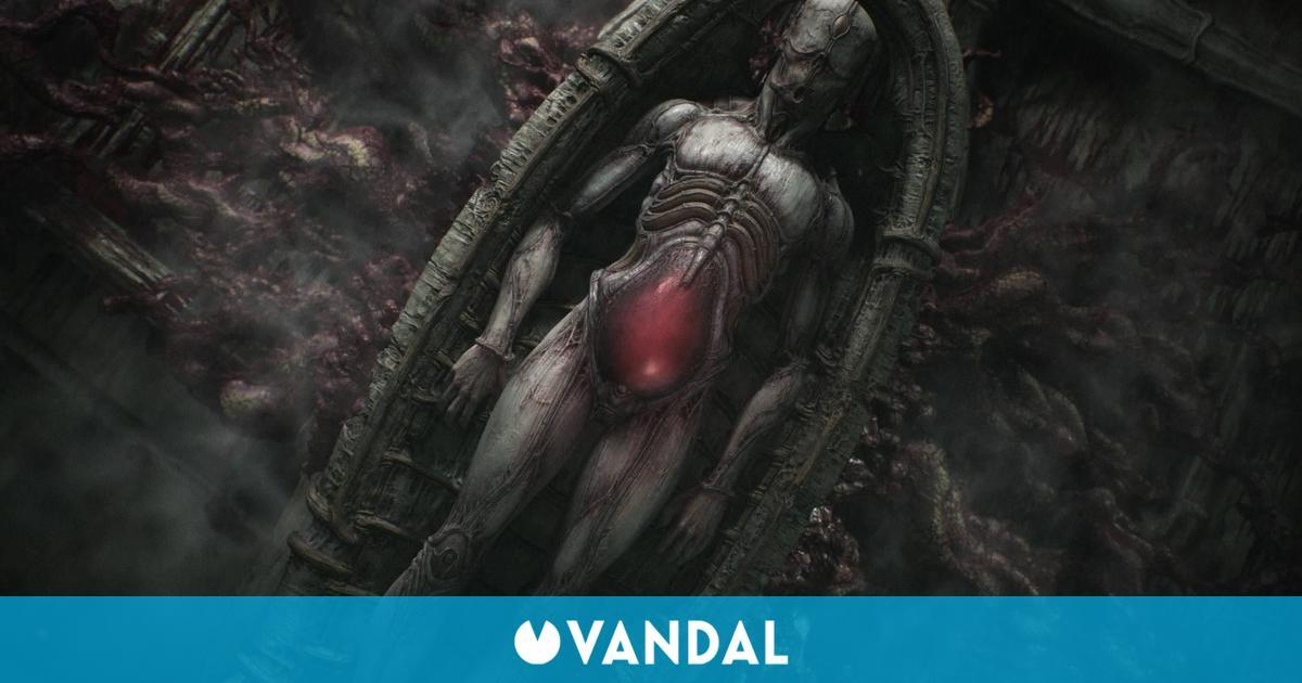 Scorn, el grotesco juego de terror biomecánico, aplaza su lanzamiento en Xbox y PC hasta 2022